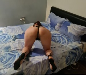 Ouliana nuru massage Bury St Edmunds